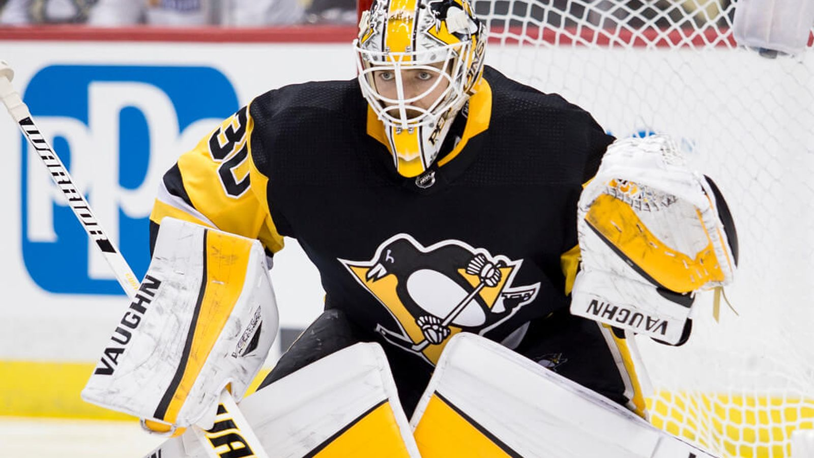 Murray Now Working With Personal Goalie Coach